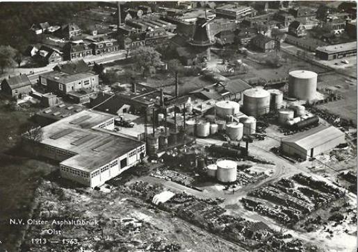 Olster Asphalt Fabriek